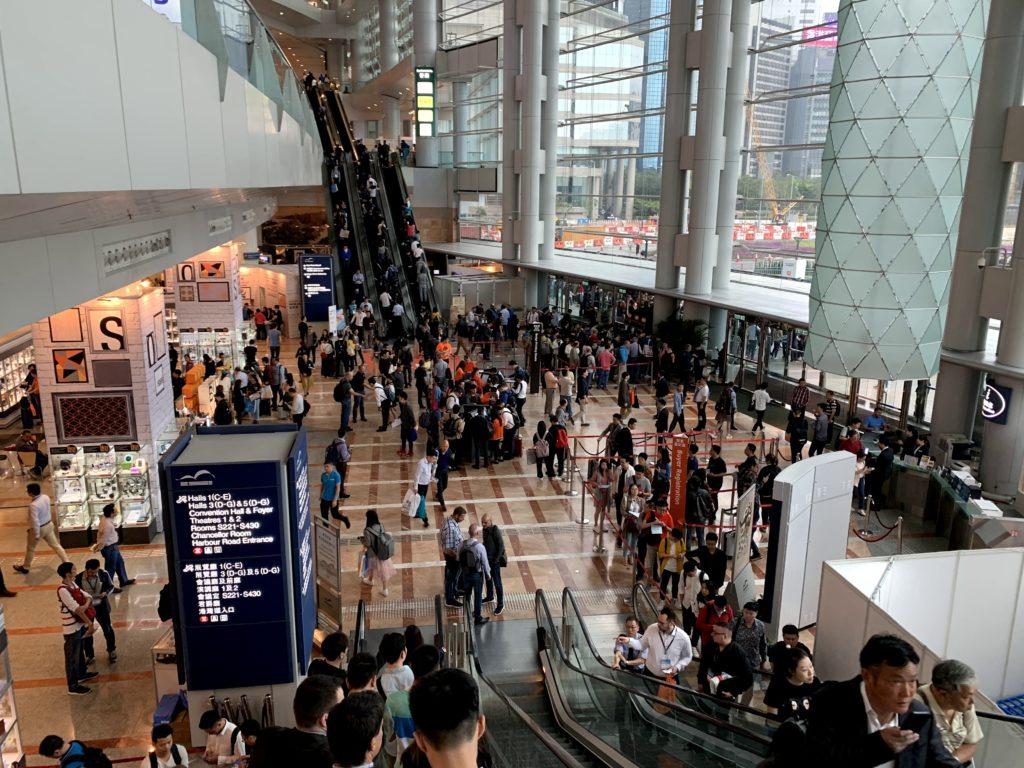 海外調達コスパNo.1のエレショー!香港Electronics Fair