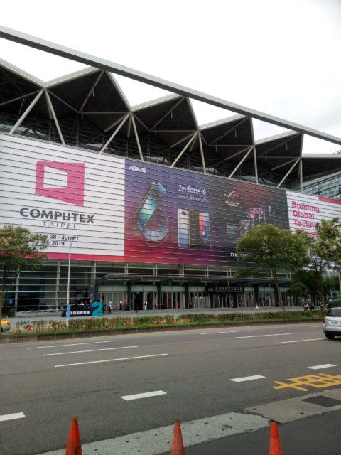 台北のエレショー、Computexに来ています! 〜TaiNEX編〜