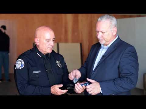 米国警察の新たな秘密兵器にもレーザーポインターが搭載される