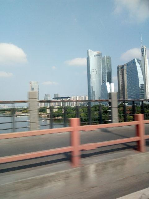 杭州から福州へ、乗継便で本当にぐったり..