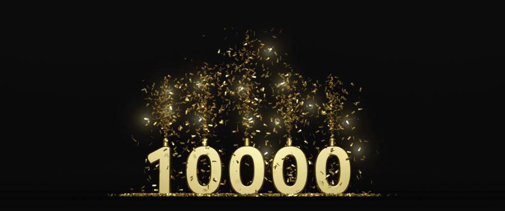 10,000時間と言う量が天才と言う質を作る